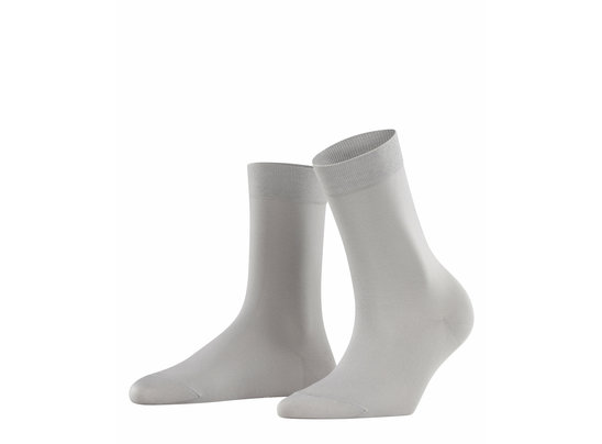 Cotton Touch Socks - Silver Grey