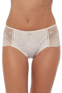Lily Rose Shorty - Ivory