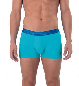 Aqua Stripe Boxers - 2 Pair pack