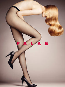 Falke Net Tights - Black