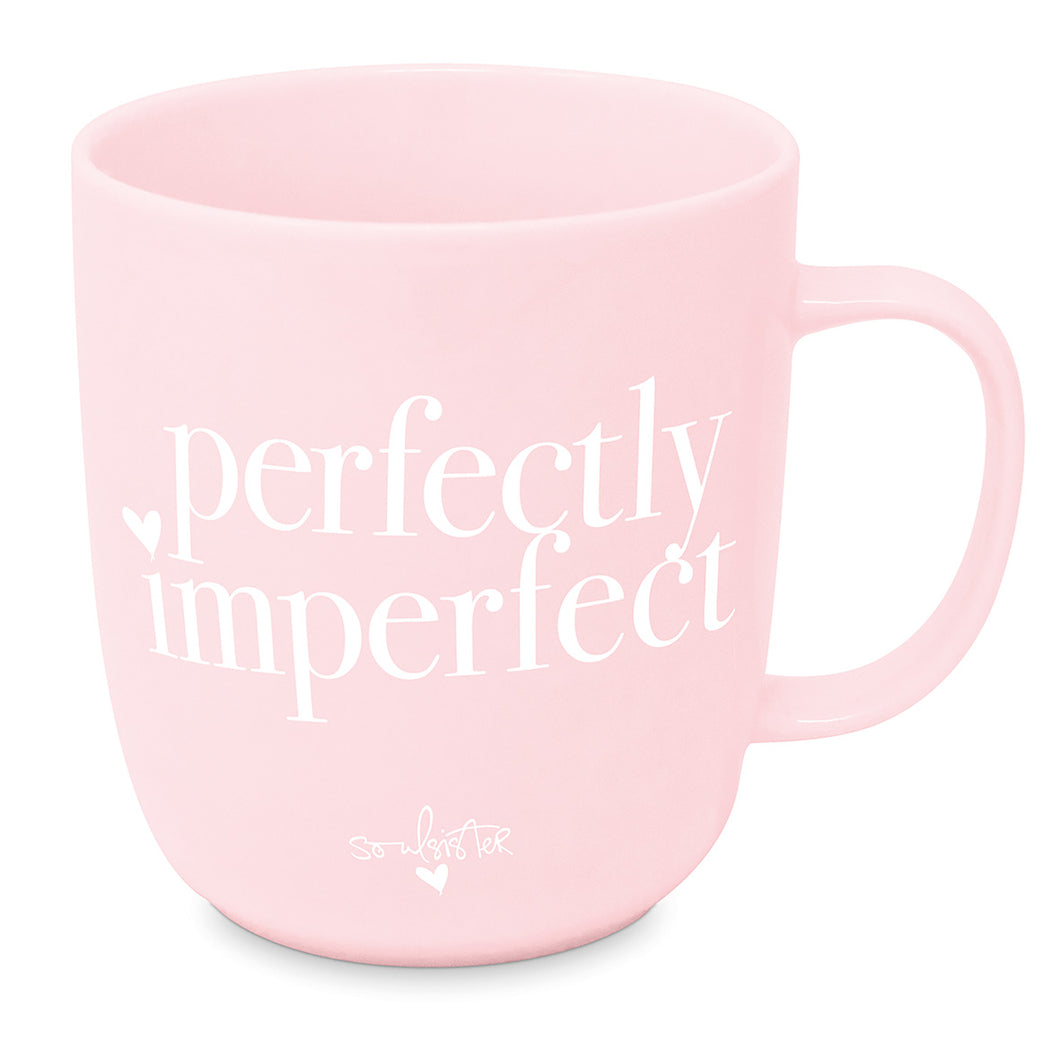 PPD Tasse Perfectly Imperfect 400ml Porzellan