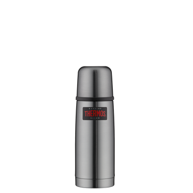 Thermos Isolierflasche Light&Compact grau