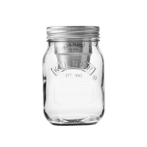KILNER FOOD ON THE GO Glas 500ml