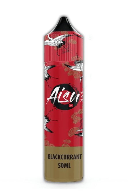 Aisu Blackcurrant 50ml E Liquid with FREE Nic Shot