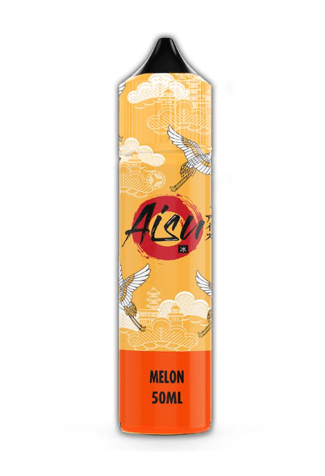 Aisu Melon 50ml E Liquid with FREE Nic Shot
