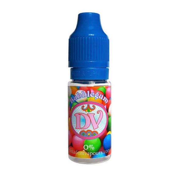 Decadent Vapours Bubblegum 10ml E liquid