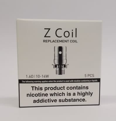 Innokin 1.6ohm Z Coil Pack of 5
