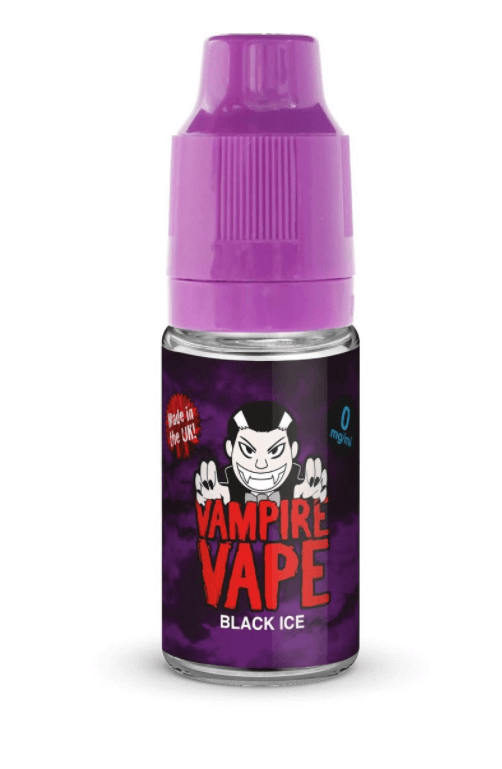 Vampire Vape Black Ice E Liquid 10ml