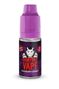 Vampire Vape Raspberry Sorbet E Liquid 10ml