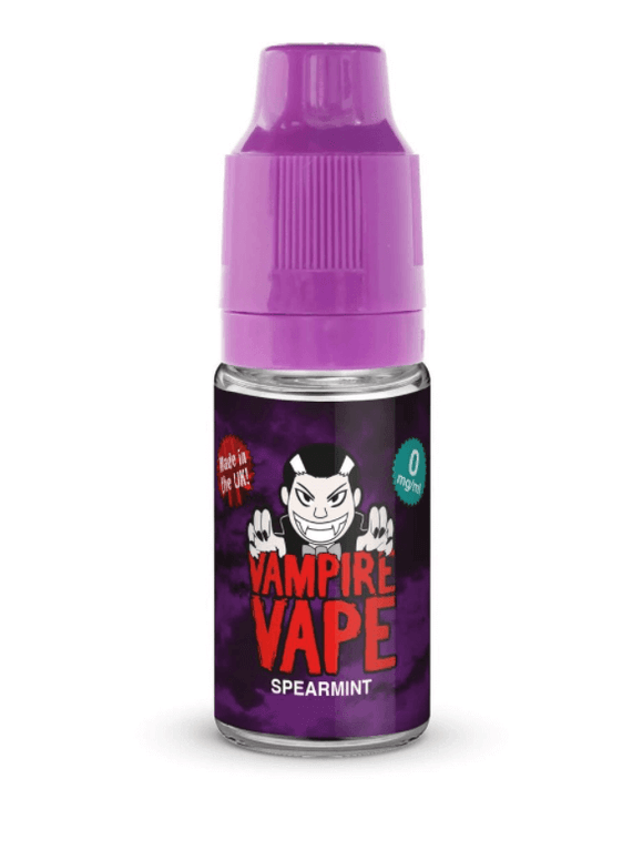 Vampire Vape Spearmint 10ml E Liquid
