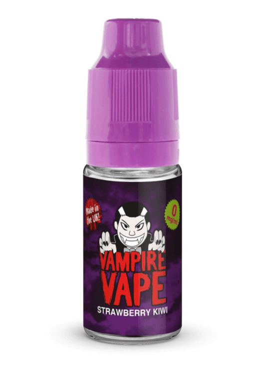 Vampire Vape Strawberry Kiwi E Liquid 10ml