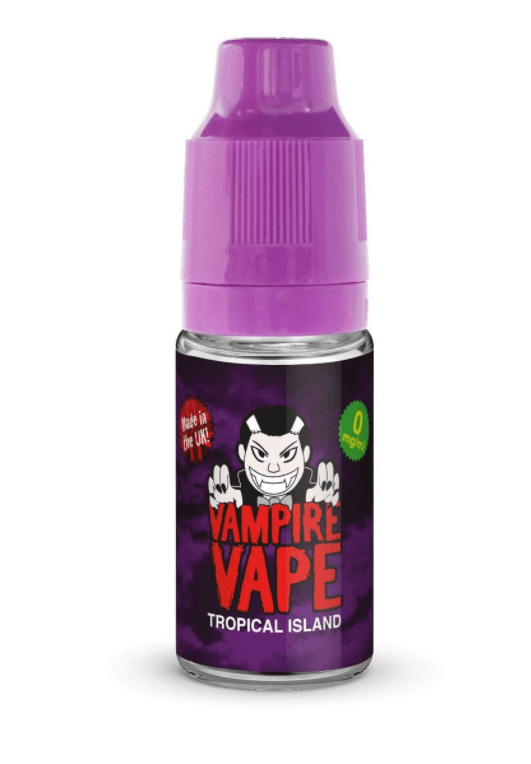Vampire Vape Tropical Island E Liquid 10ml
