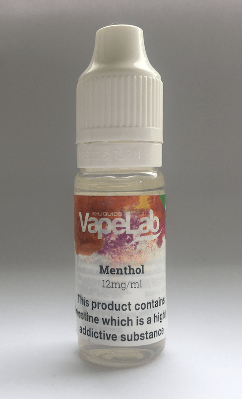 Vape Lab Menthol 10ml E Liquid