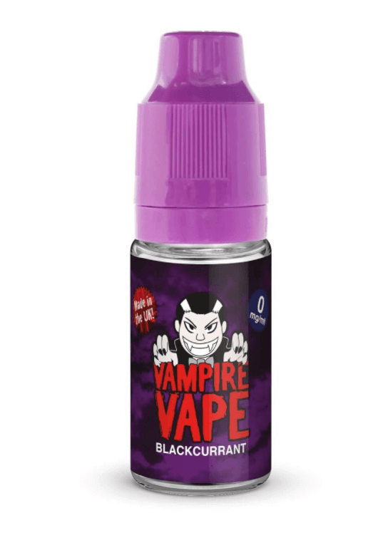 Vampire Vape Blackcurrant 10ml E Liquid