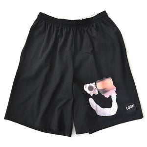 LQQK STUDIO SMILEY SHORTS