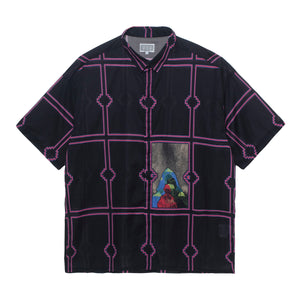 C.E Flame Short Sleeve Shirt