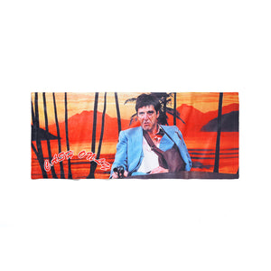 CASH ONLY Scarface Sweat Towel