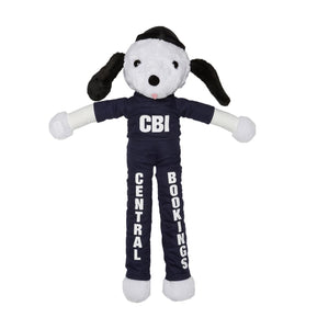 CBI BAD DOG PLUSH