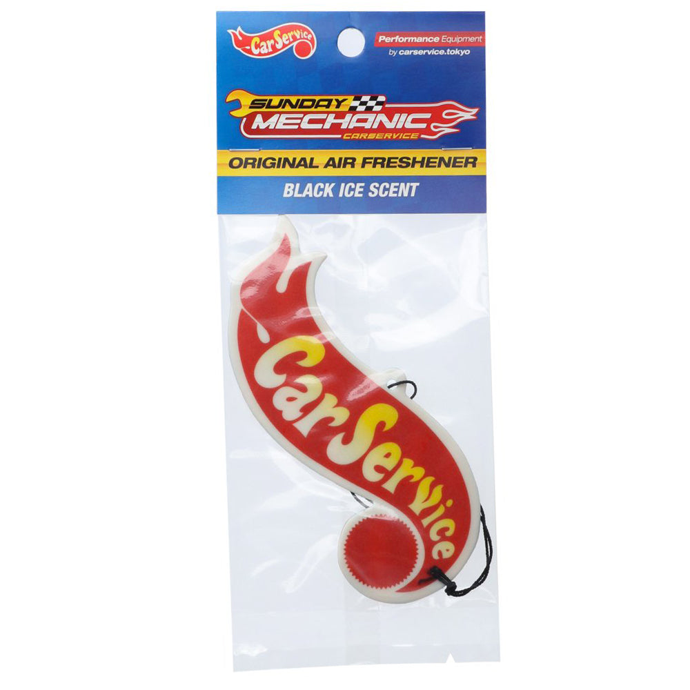 Car Service CS Logo Air Freshener