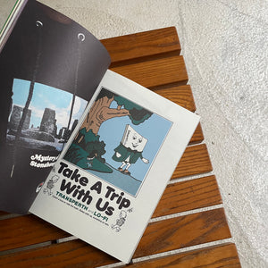 Lo-Fi 5 Year Retrospective Book