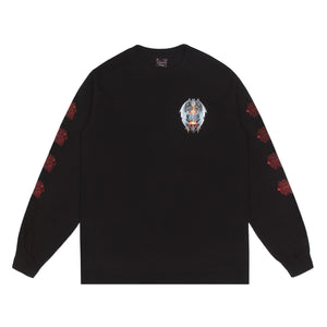 CBI Get In The Pit L/S -BLACK