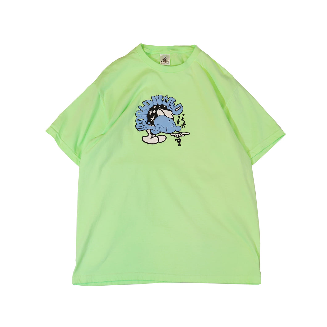 Worldwind Worldwide Smellurf Tee -Honeydew
