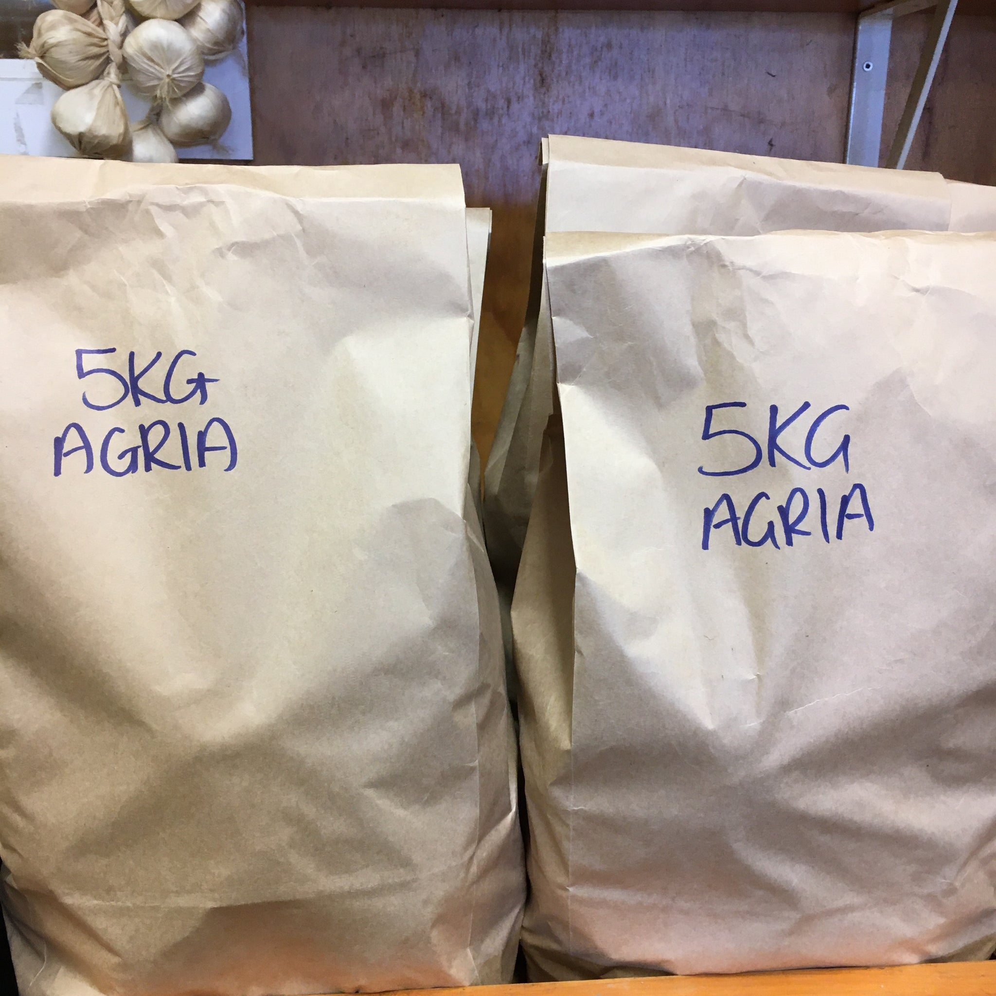 Agria Potatoes-5kg bag