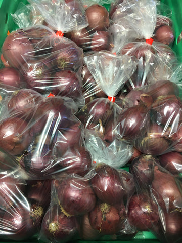 Small Red Onion-650g bag