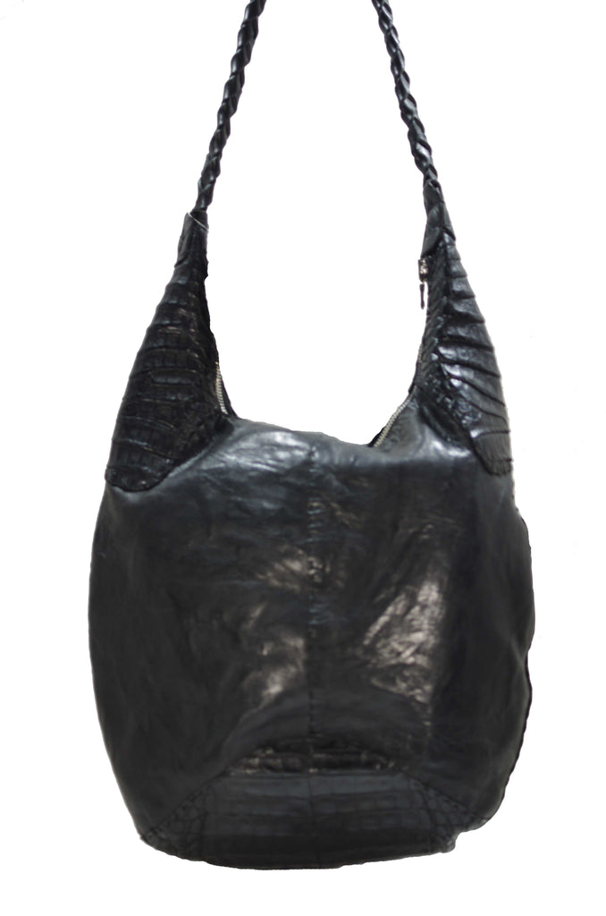 EXOTIC HOBO BAG
