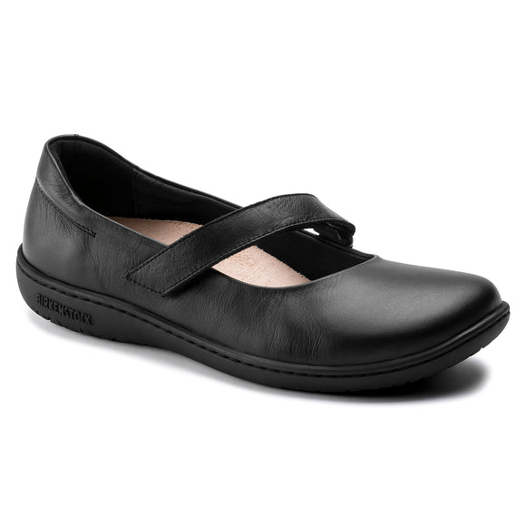 Birkenstock - Lora - Black Leather