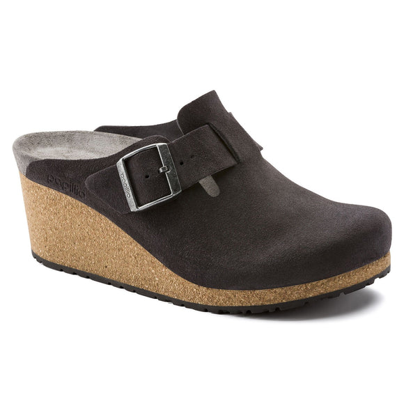 Fanny - Anthracite Suede
