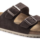 Birkenstock - Arizona - Steer Soft Brown Nubuck Leather