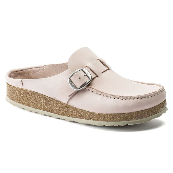 Buckley - Dusty Rose Nubuck Leather