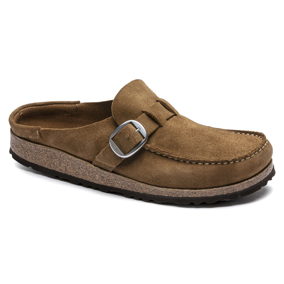 Birkenstock - Buckley - Tea Suede Leather