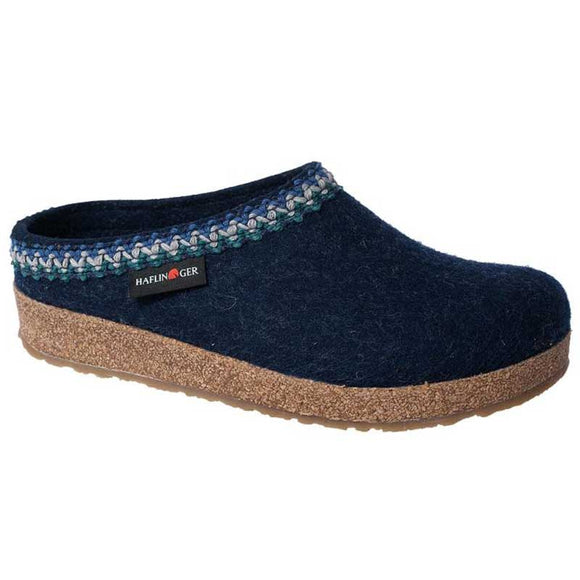 Haflinger - Grizzly Zig Zag - Captain's Blue