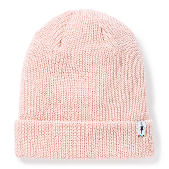 Smartwool Cantar Beanie - Rose Cloud Winter White