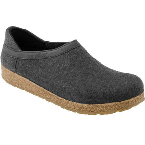 Haflinger Grizzly Closed Heel - Charcoal