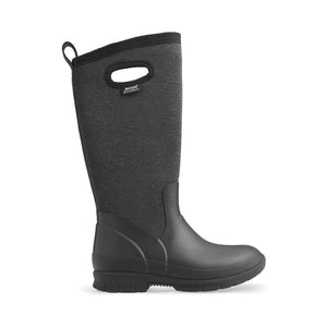 Bogs Women's Crandall Tall - Gray/Black