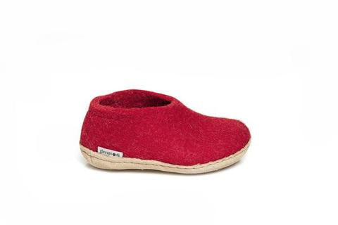 Glerups - The Shoe Junior - Red