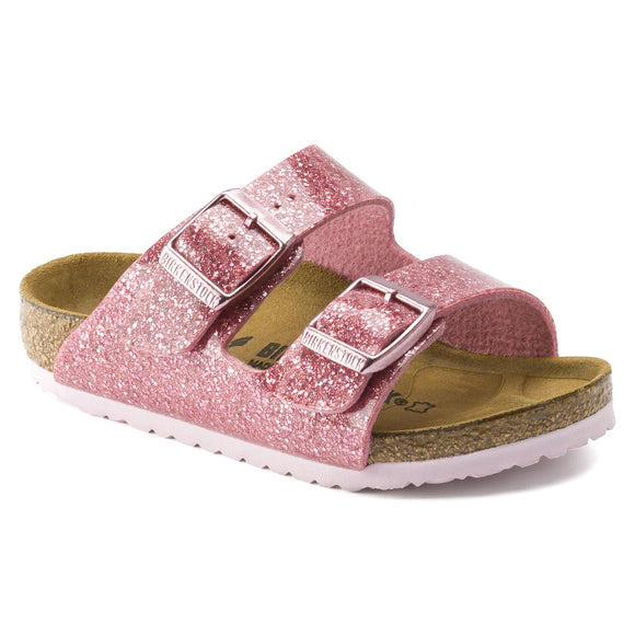 Birkenstock - Arizona Kids - Cosmic Sparkle Old Rose