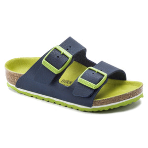 Birkenstock - Arizona Kids - Desert Soil Vibrant Blue