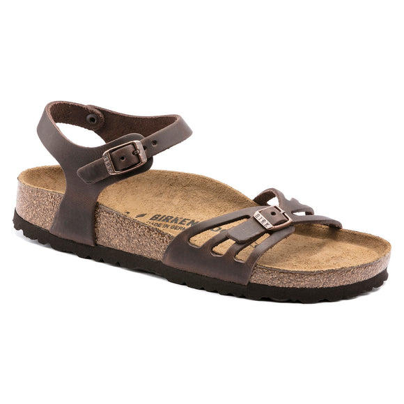 Birkenstock - Bali - Habana Oiled Leather