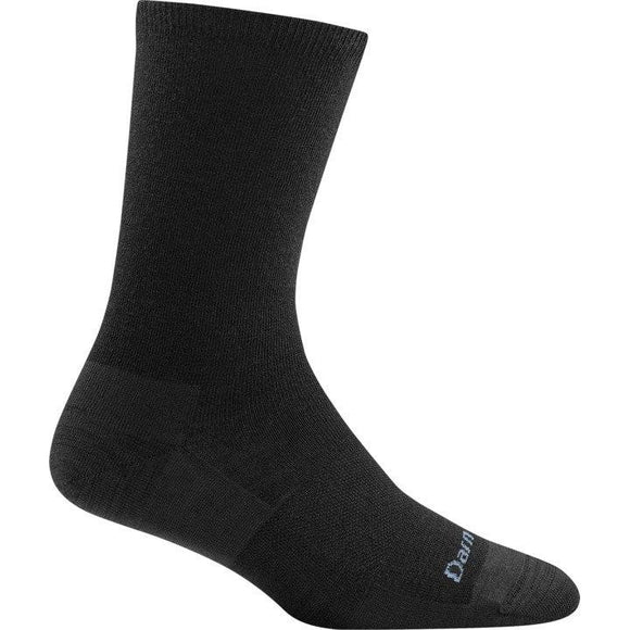 Darn Tough Women's Basic Crew Sock 6012 - Black