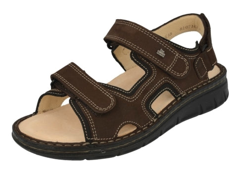 Finn Comfort - Wanaka - Grizzly/Schwarz (Brown)