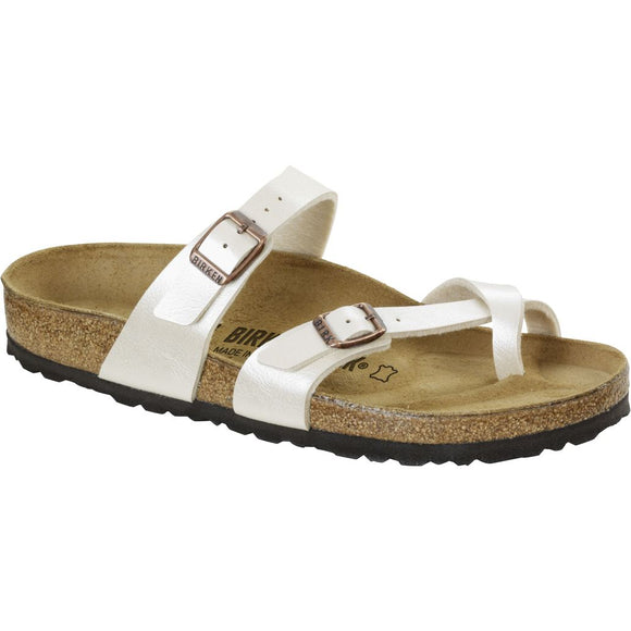 Birkenstock - Mayari - Graceful Pearl White