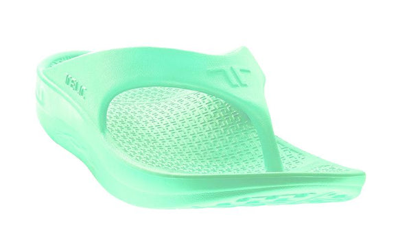 Telic Energy Flip Flop - Cool Mint
