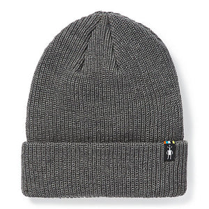 Smartwool Cantar Beanie - Medium Gray Heather