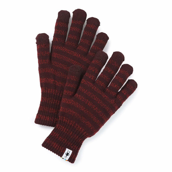 Smartwool - Striped Liner Glove - Masala