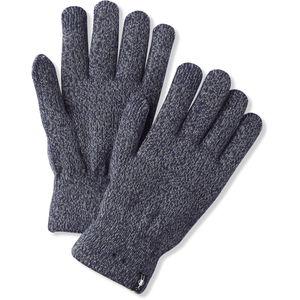 Smartwool - Cozy Glove - Deep Navy-Light Gray Marl