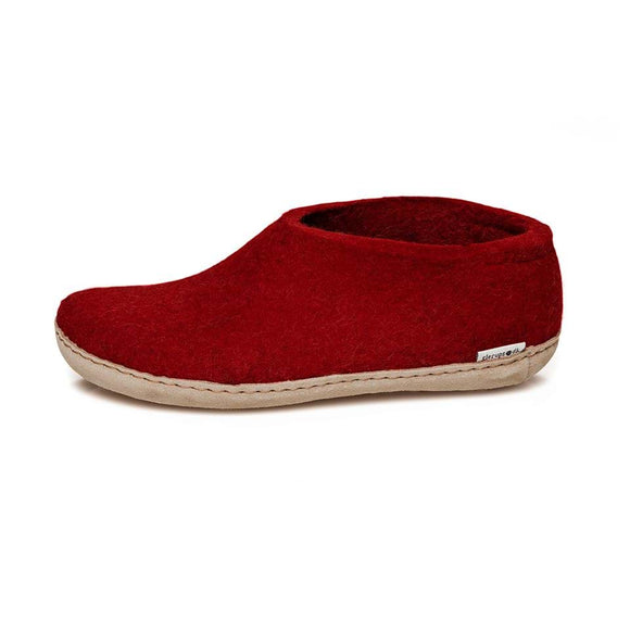 Glerups - The Shoe - Red